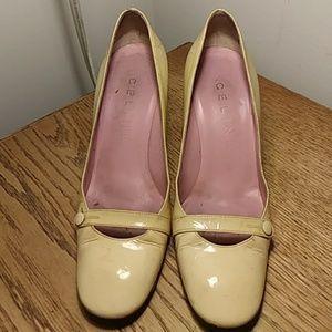 CELINE retro heels